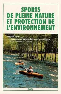 Sports de pleine nature et protection de l'environnement