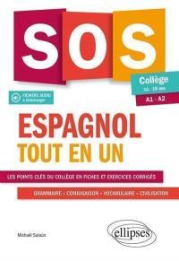 SOS espagnol tout en un