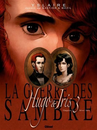 Hugo & Iris. Volume Chapitre 3, La lune qui regarde
