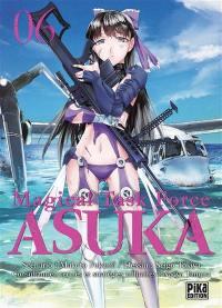 Magical task force Asuka. Volume 6,