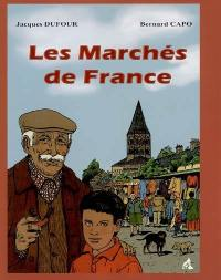 Les marchés de France