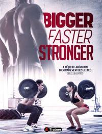 Bigger, faster, stronger
