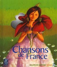 Chansons de France. Volume 2,
