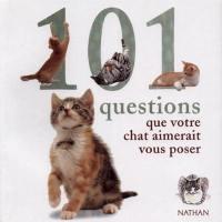 101 questions que votre chat aimerait vous poser