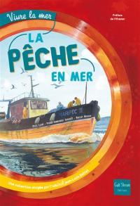 La pêche en mer