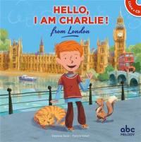 Hello, I am Charlie !