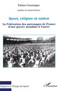 Sport, religion et nation