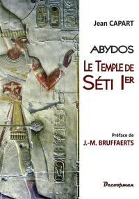 Le temple de Séti Ier