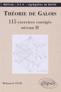 Théorie de Galois, niveau 2