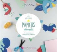 Papiers découpés