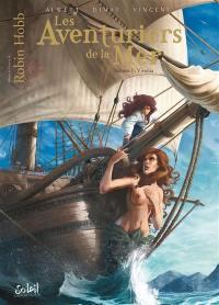 Les aventuriers de la mer. Volume 1, Vivacia