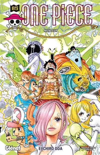 One Piece. Volume 85, Menteur