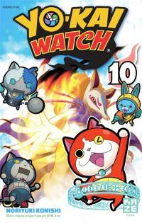 Yo-kai watch. Volume 10,