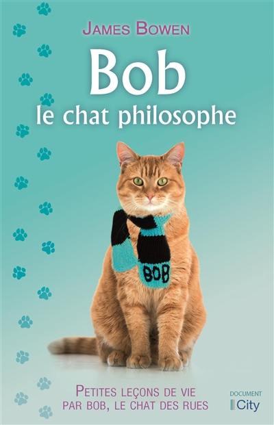 Bob le chat philosophe