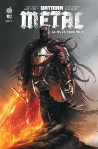 Batman metal, Le multivers noir