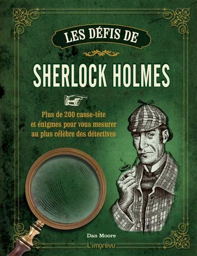Les défis de Sherlock Holmes