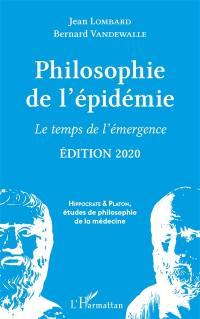 Philosophie de l'épidémie