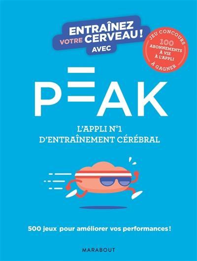 Entraînez votre cerveau ! avec Peak