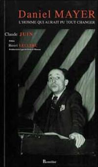 Daniel Mayer (1909-1996)
