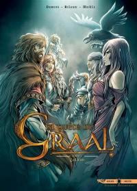 La quête du Graal. Volume 5, Galaad