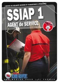 SSIAP 1, service de sécurité incendie et d'assistance à personnes