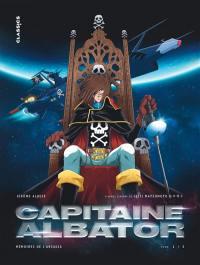 Capitaine Albator. Volume 1, Les doigts glacés de l'oubli