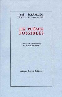 Les poèmes possibles = Os poemas possiveis
