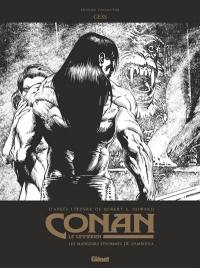 Conan le Cimmérien, Les mangeurs d'hommes de Zamboula