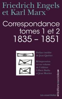 Correspondance. Volume 1-2, 1835-1851