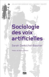 Sociologie des voix artificielles