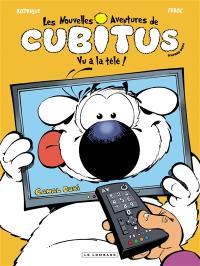 Les nouvelles aventures de Cubitus. Volume 12, Vu à la télé !