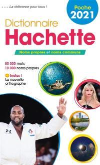 Dictionnaire Hachette encyclopédique de poche 2021