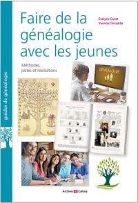 Faire de la généalogie avec les jeunes