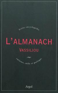 L'almanach Vassiliou