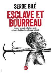 Esclave et bourreau