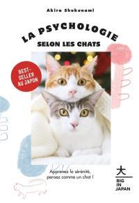 La psychologie selon les chats