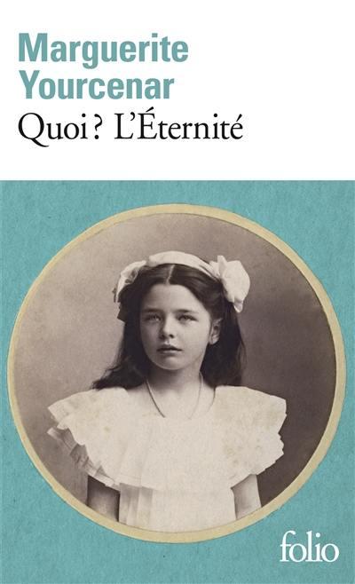 Le Labyrinthe du monde, Quoi ? L'éternité, Vol. 3