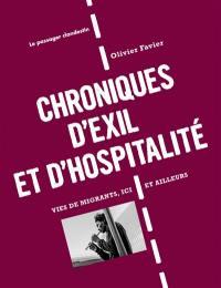 Chroniques d'exil et d'hospitalité