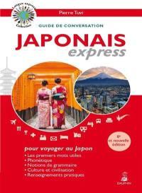 Japonais express, pour voyager au Japon