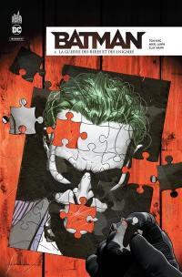 Batman rebirth. Volume 4, La guerre des rires et des énigmes