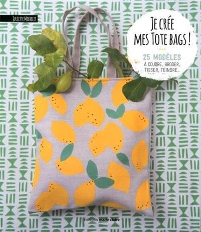Je crée mes tote bags !