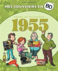 Mes souvenirs en BD. Volume 16, Année de naissance