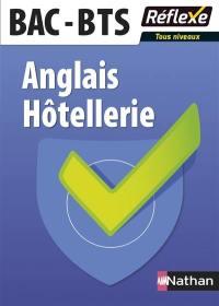 Anglais hôtellerie