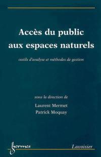 Accès du public aux espaces naturels