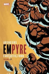 Empyre. Volume 1,