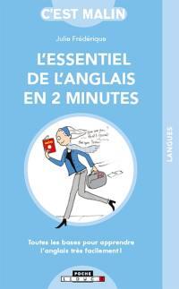 L'essentiel de l'anglais en 2 minutes