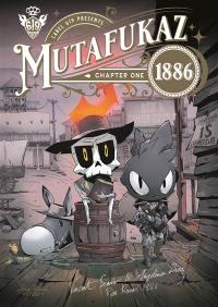 Mutafukaz 1886. Volume 1,