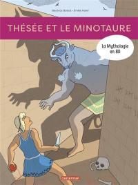 La mythologie en BD, Thésée et le Minotaure