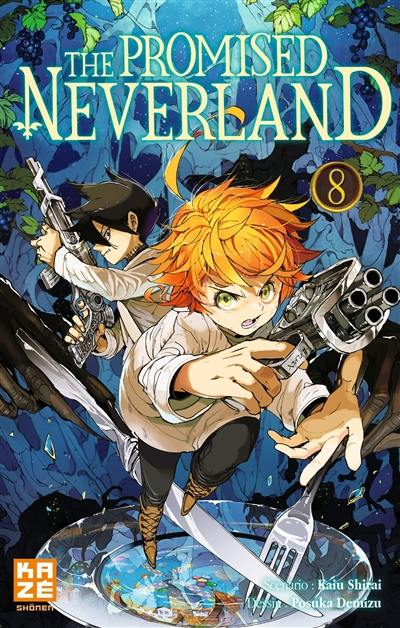 The promised Neverland. Volume 8,