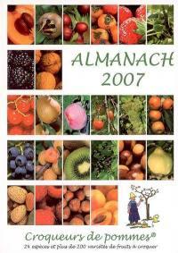 Almanach 2007 des Croqueurs de pommes